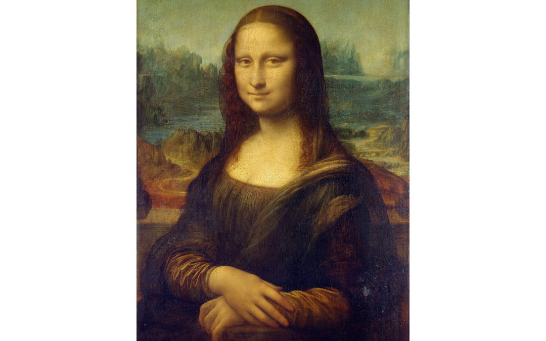 Famous Paintings: Mona Lisa