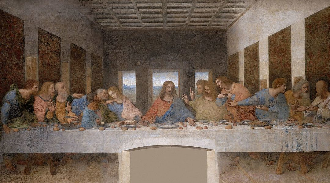 Famous Paintings: The Last Supper